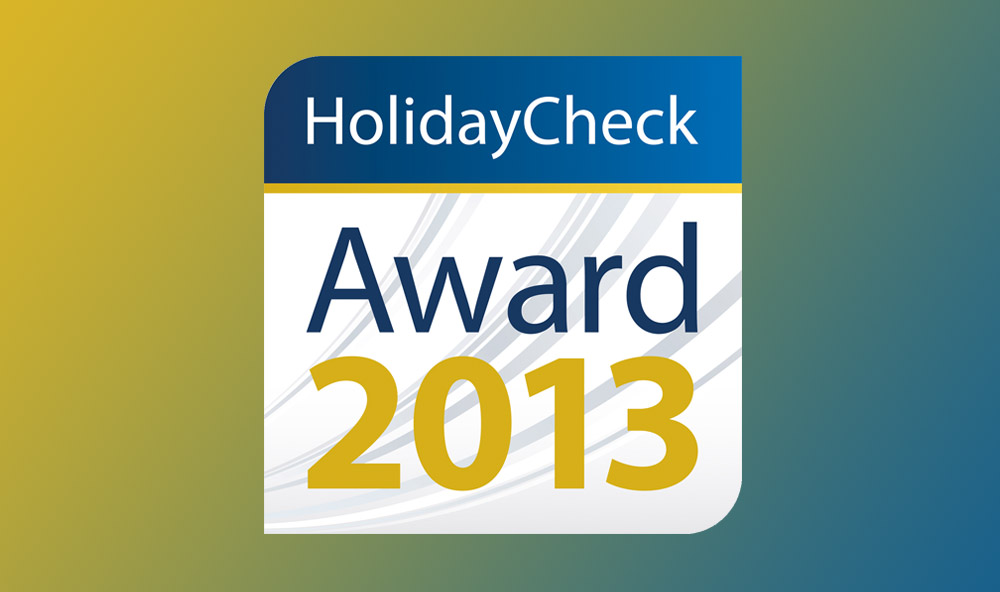 Holiday Check Award 2013