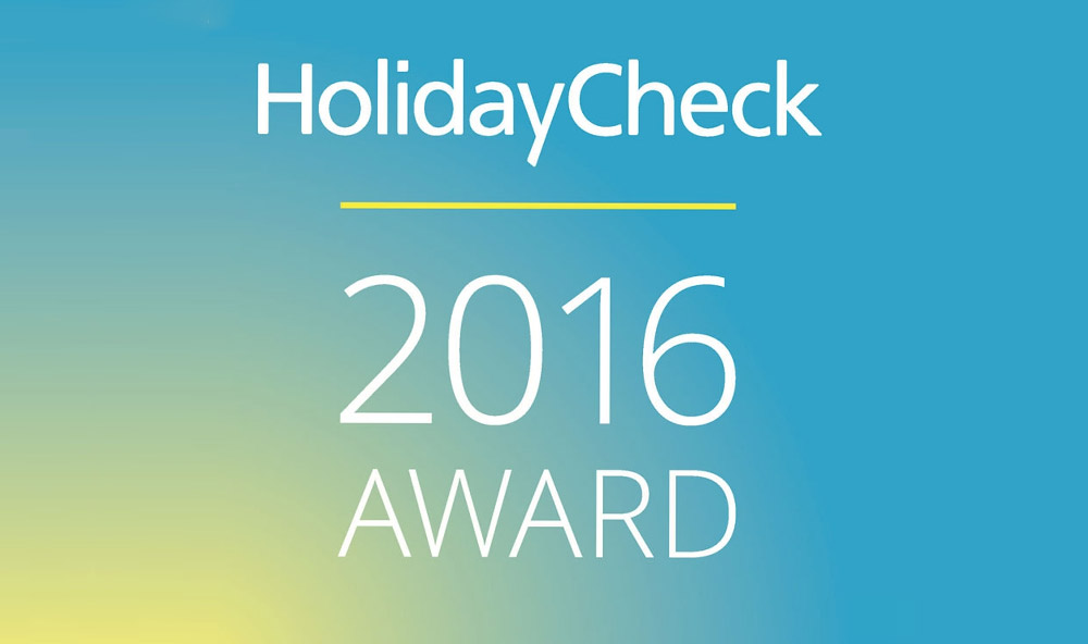 Holiday Check Award 2016