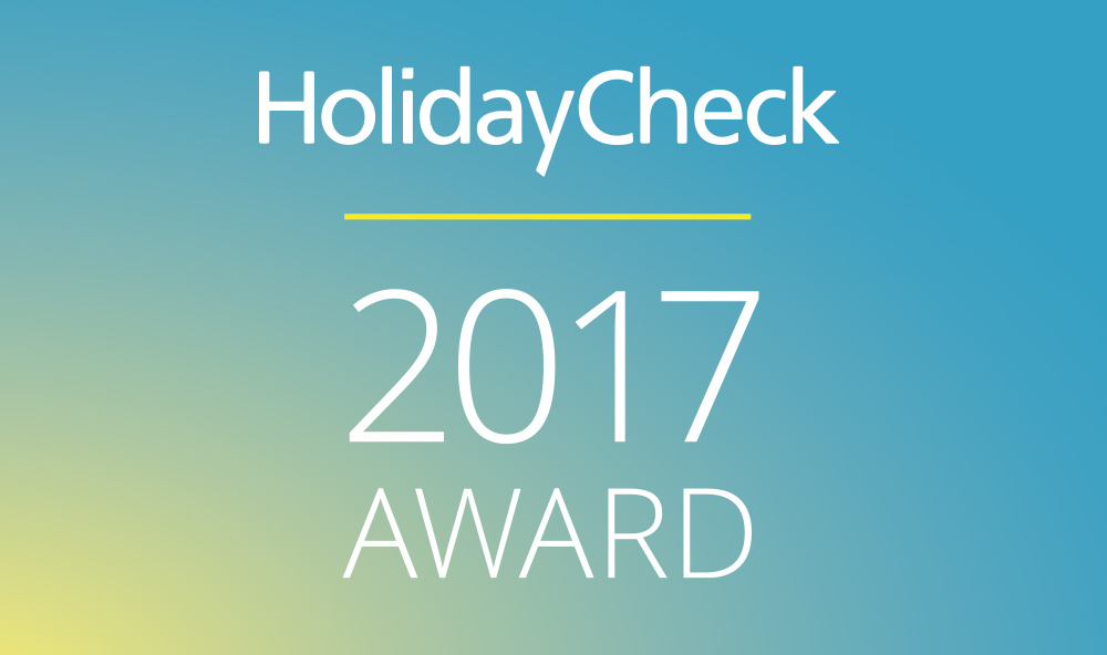 Holiday Check Award 2017