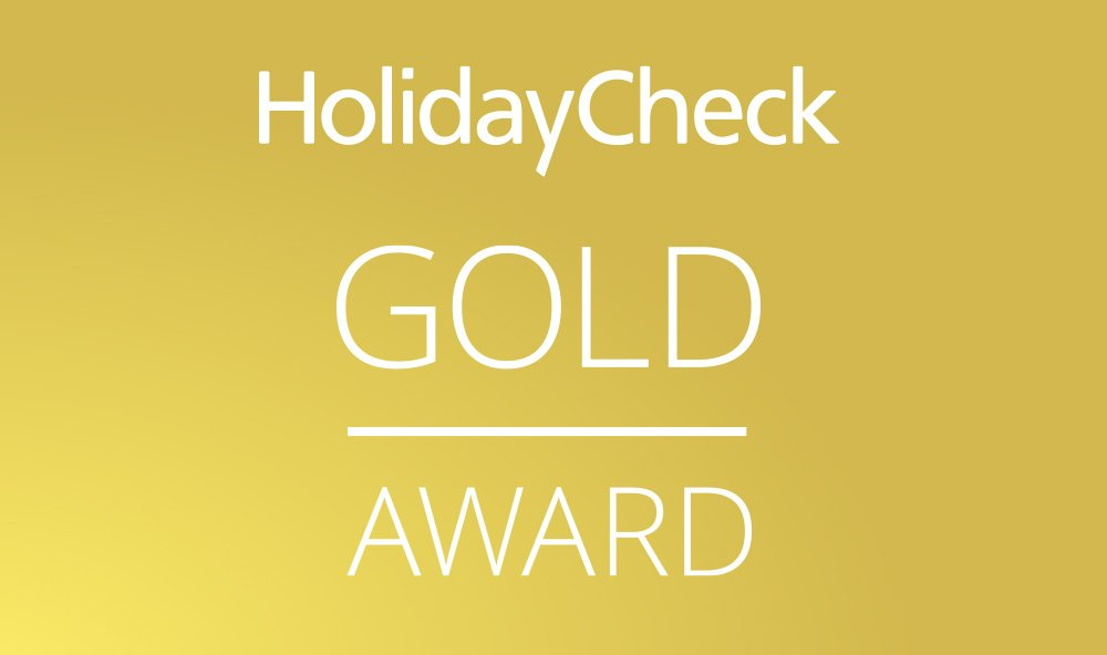 Holiday Check Gold Award